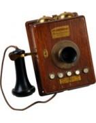 Telefonía - Todos los teléfonos moviles,DECT,RDSI, IP,  CSMoviles